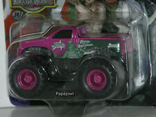 Muscle Machines Creature From The Black Lagoon Ford Monster Truck Bigfoot 1:72