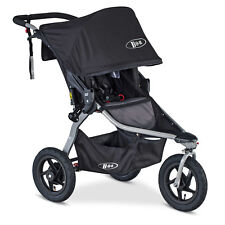 BOB Revolution Rambler Jogging Stroller in Black Free Shipping! U851927