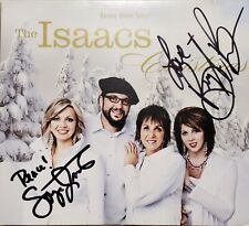 Christmas [Digipak] by The Isaacs (CD, Sep-2010, Gaither Music Group) Signed