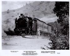 "Scene from ""Ride a Wild Pony"" 1975 Vintage Movie Photo"