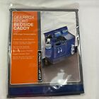 Gearbox Sport Bedside Caddy 4 Storage Compartments Blue New Sealed