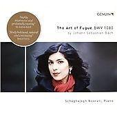 Bach:The Art Of Fugue [Schaghajegh Nosrati] [GENUIN CLASSICS: GEN15374], Schagha