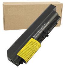 Batterie 5200mAh pour Lenovo Thinkpad R400,R61,R61i,T400,T61,T61p,T61u