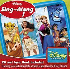 Disney Sing-Along: Disney Classics [CD]