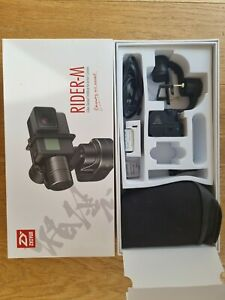 ZHIYUN RIDER-M GIMBAL 3 axis stabilizer gopro compatible