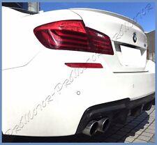 #300 Alpine White 11-16 BMW F10 Sedan 328i 335i M5 Type Rear Trunk Spoiler Tail