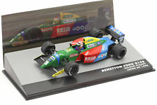Nelson Piquet BENETTON Ford B190 #20 Japan GP Formel 1 1990 1 43 Altaya