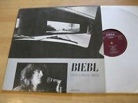 LP Hansi Biebl Der Lange Weg  Sieben Tage  Vinyl Amiga DDR 8 55 842