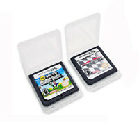 Super Mario Bros+MARIO KART DS Game Card For Nintendo 3DS DSI DS XL Xmas Gift US
