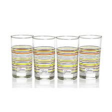 Fiestaware Glassware Juice Glass Stripe  079 123  Plum