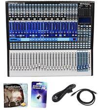 Presonus SLM24.4.2AI 24 Channel StudioLive 24.4.2 AI Digital Mixer