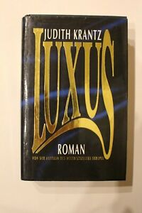 Luxus von Judith Krantz (gebundene Ausgabe)