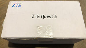 ZTE Quest 5  LTE Cell Phone SmartPhone NEW. Black
