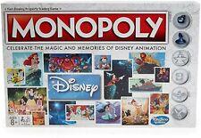 Hasbro Gaming Monopoly: Disney Animation Edition Game
