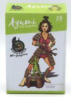 Wargamer HD-28-16 Azumi the Samurai (28mm) Hot & Dangerous Female Warrior Hero