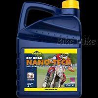 Putoline NANO TECH OFF ROAD 4+ 10W-50 vollsynthetisches 4-Takt-Motoröl 4 Liter
