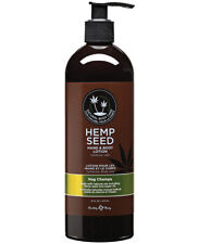 Body Lotion Hemp Seed And Argan Oil Nag Champa 16 oz
