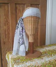 Women Ethnic/Peasant Vintage Scarves & Shawls