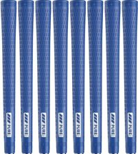 PURE Pro Blue Standard Size Golf Grips - Set of 8 - Authorized Distributor!
