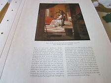 Cologne Archive 3 art 3043a peter de Hooch couple avec perroquet 1675