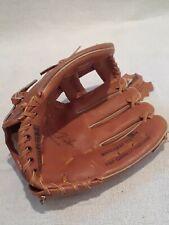"Regent Bob Bailor Signature 9"" Leather Baseball Glove Throw Right Catch Left"