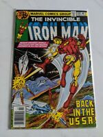 The Invincible Iron Man #119 February 1979 Marvel Comics LAYTON ROMITA