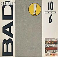 Bad Company 10 From 6 LP Vinyl Record Album UK WX31 ATLANTIC 1985