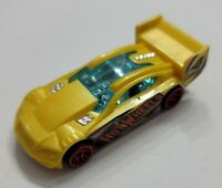 HOT WHEELS DIECAST CAR HW EXTREME RACE TIME TRACKER YELLOW BLUE 2018