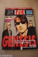 Tylko Rock 9/1997 Genesis, Yardbirds, Smashing Pumpkins, Oasis, Prodigy, Massive