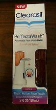 5oz Clearasil PerfectaWash Automatic Face Wash Refill Soothing Superfruit Splash