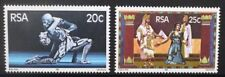 SOUTH AFRICA 1981 State Theatre Pretoria. Set of 2. Mint Never Hinged. SG490/491