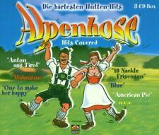 DJ Edelweiß Alpenhose-Die härtesten Hütten-Hits (& Tiroler Alpenhosen)  [2 CD]