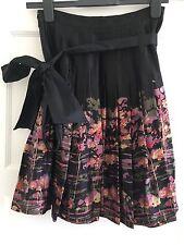 Ted Baker Silk Skirt - Size 1