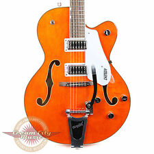 New 2016 Gretsch G5420T Electromatic Hollow Body in Orange Stain with Bigsby