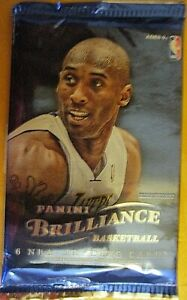 NBA 2012-13 FACTORY SEALED PACK PANINI BRILLIANCE BASKETBALL CARDS-HARD TO FIND!