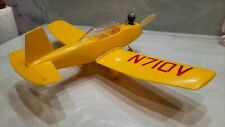Vintage Cox Avion Shinn Flight Trainer Rtf Thimble Drome w/.049 Engine Rare