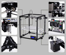 NEW Cube large  3D Printer Heat Bed Auto-level Free Shipping+Germany warehouse