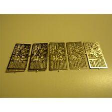 2PHD11 : lot de 5 plaques 2PHD10 :LOGO CAMIONS berliet renault etc ... - 1/43 et