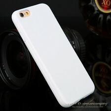 Slim Candy TPU Silicone Rubber Soft Back Case Cover For iPhone 5c SE 8 6s X Plus