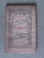 Turghenief-Francesco Losini- Profili n°45, 1926