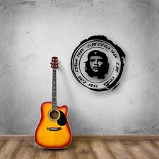 Wall Stickers Vinyl Decal Che Guevara Cuba Revolution Print (ig477)