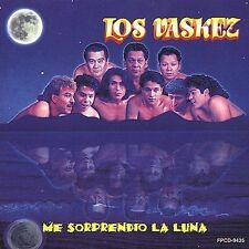 Super Show De Los Vasquez : Me Sorprendio La Luna CD