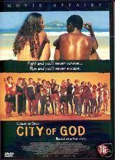 CITY OF GOD ( CIDADE DE DEUS ) : DVD - SEALED