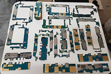 2 x Motherboard Mainboards of Samsung Tablets P5220 N5100 P7500 P6800 T800 T520