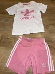 Decepcionado Médula ósea Último  Girls Adidas Shorts for sale | eBay