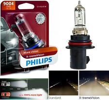 Philips X-Treme Vision 9004 HB1 65/45W One Bulb Head Light High Low Beam Upgrade