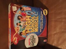 New Disney High School Musical 2 MATTEL DVD GAME ENCORE EDITION rare