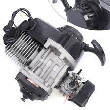 49CC 2 Stroke Racing Engine Motor Parts Mini Pocket Dirt Quad Bike ATV Scooter