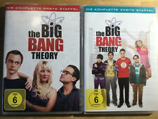 Big Bang Theory  - Staffel 1 2  [6 DVD]
