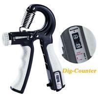 Hand Grip Trainer Gripper Strengthener Adjustable Gym Wrist Strength Exerciser